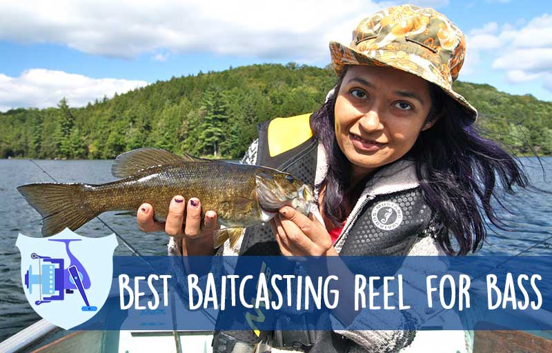 best baitcasting reel for bass fishing