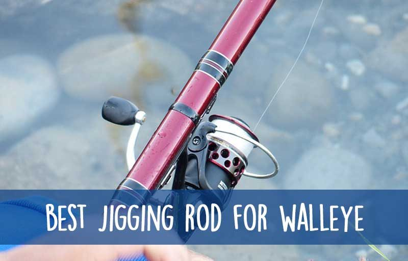 best walleye jigging rod
